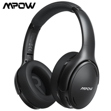 Mpow H19 IPO Wireless Bluetooth Headphones Upgraded CVC 8.0 Noise Cancelling Hea