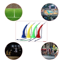 Фанаты футбольной игры Чирлидинг помпоны из фольги бык рог Vuvuzela Kid Трубач-игрушка