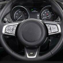 Voor Jaguar Xe Xf F-PACE E-PACE F-TYPE Aluminium Zilver Auto Wiel Knoppen Pailletten Stickers Trim Auto Accessoires