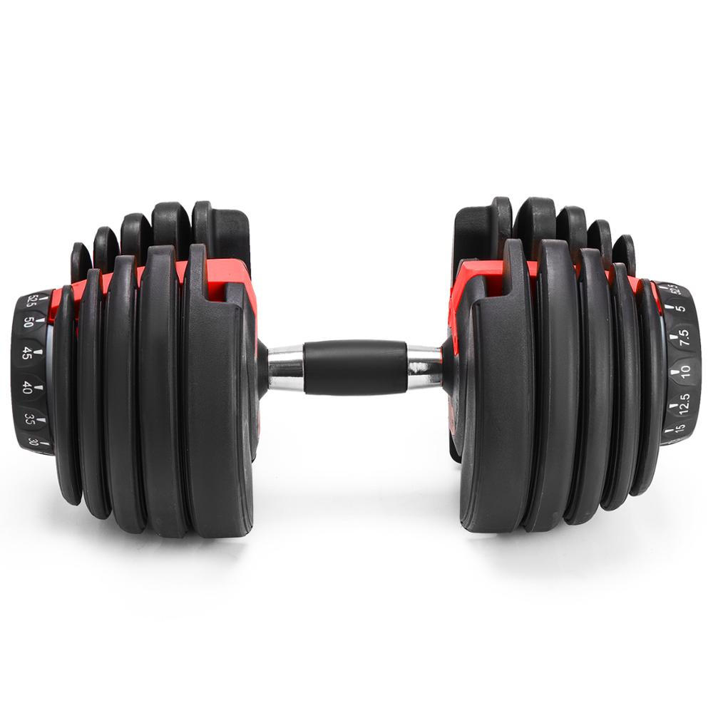 NEW  Weight Adjustable Dumbbell…