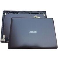 Novo original para asus s451 s451l s451la k451la r451la v451la portátil lcd capa traseira/dobradiças 13nb02u1am0101