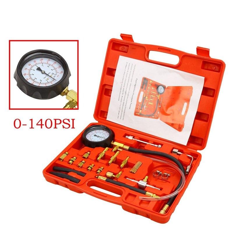 0-140PSI ТНВД давление насоса тест er давление инжектор манометр тест комплект