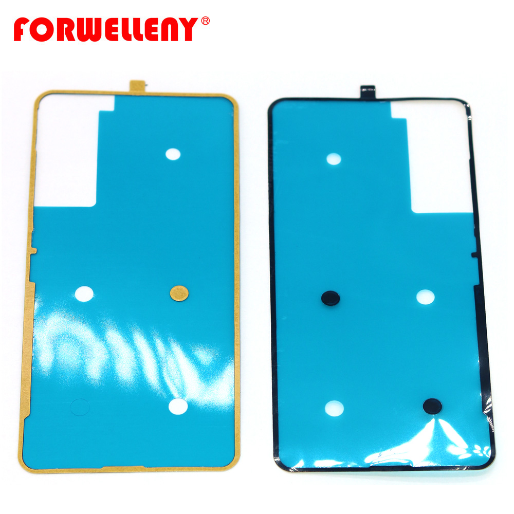 For <font><b>Huawei</b></font> <font><b>p30</b></font> P 30 Back <font><b>battery</b></font> door Glass <font><b>cover</b></font> Adhesive Sticker glue ELE-L04 ELE-L09 ELE-L29 image