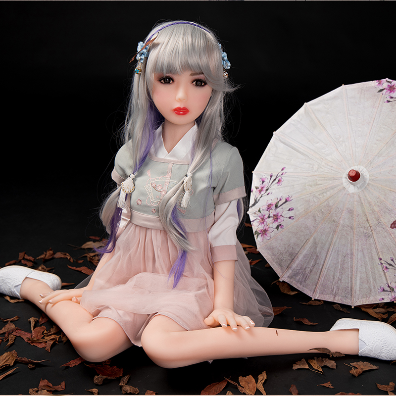 USA Hot Selling 100cm Japan 18 Age Girl Doll 100% Medical TPE A Cup Small Breasts Boobs Tits Mini Sex Doll - 3