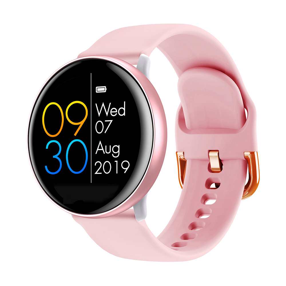 SKY-2 Smart Watch Full Touch Heart Rate Fitness Activeity Tracker Sports IP68 Waterproof Smartwatch Men Women For Android IOS