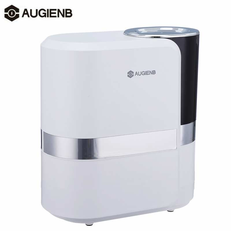 AUGIENB Reverse Osmosis Water Filtration System - 7 RO Water Purifier - Under Sink Water Filter + Faucet -for Lead Arsenic