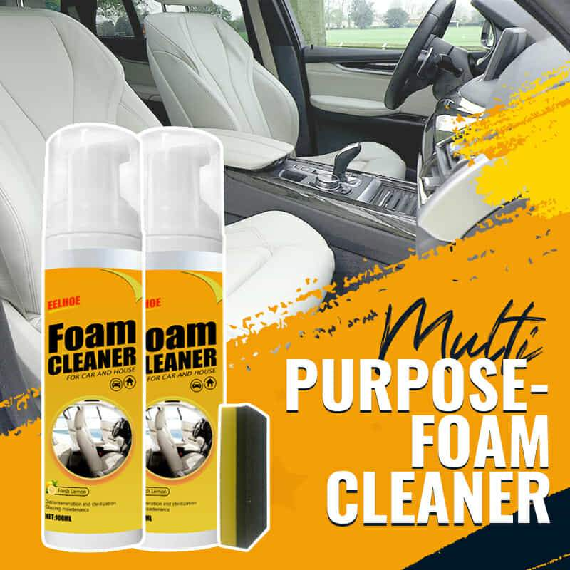 100ml Home Cleaning Foam Cleaner Spray Multi-purpose Anti-aging Cleaner Tools For Car Interiors Or Home Appliance Dropshipping