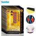 8 Teile/beutel Tibet Medizinische Pflaster Neck Muscle Massage Medizinische Orthopädie Gelenke Kalten Gips Pain Relief Patch C1798