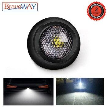 BraveWay LED Reversing Light for Car Led Auto Lamp for Kia for focus for golf  for kuga... p21w w5w c5w w16w T15 t5 T10 LED Bulb car reversing light led for toyota alphard t15 9w 5300k retreat assist lamp alphard car light refit
