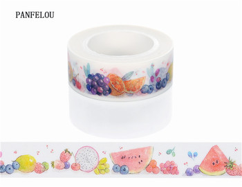 10M*10mm Delicious watermelon stickers Masking tape Quality good price HOT sell  DIY Scrapbook Embellishments Decoration