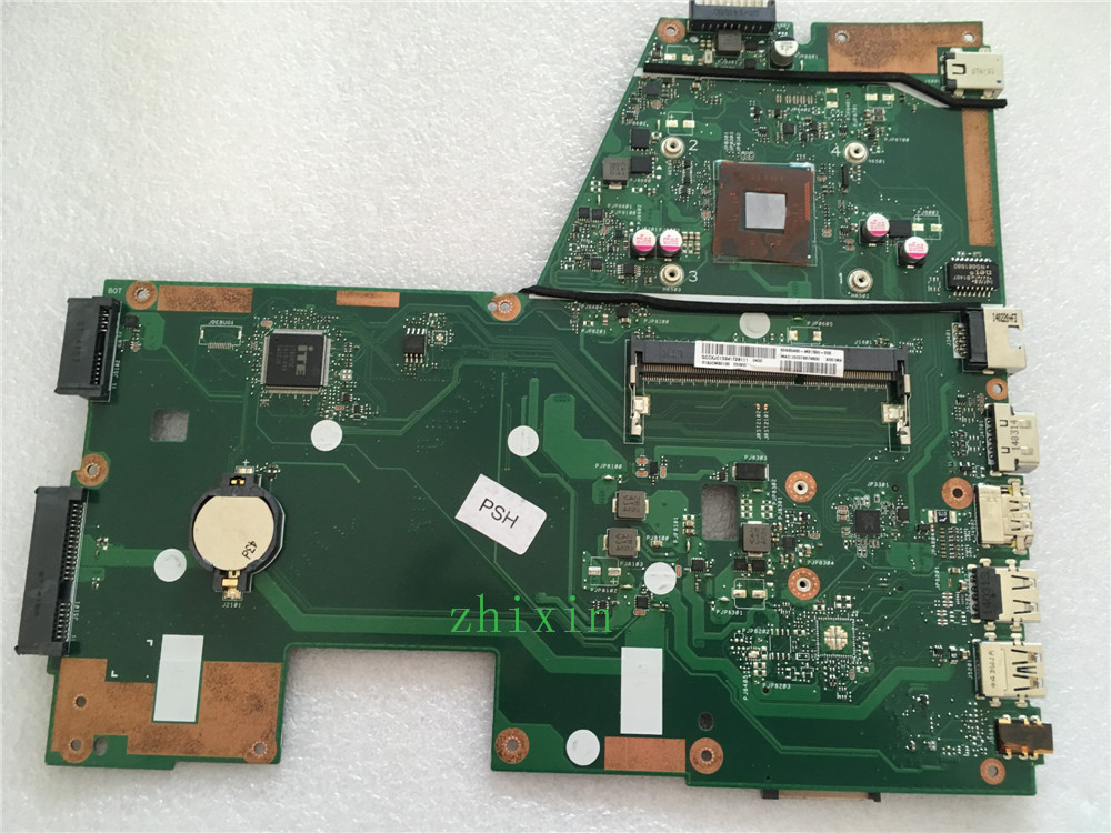 Yourui X551MA Motherboard N3520U REV2.0 For ASUS X551 X551M F551MA Laptop Motherboard X551MA Mainboard  100% Tested