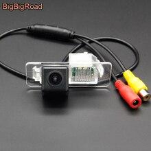 BigBigRoad For BMW X3 X4 X5 X6 E38 E39 E46 E60 E61 E65 E66 E90 E91 E92 2014 2015 2016 Wireless Rear View Camera HD Color Image