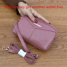 Crossbody Bag Women Black/blue/purple/red/graypink Female Clutch Zipper Cellphone Bags Women's Large Capacity Bags for Women(China)