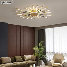 Современный Креативный светодиодный Люстра для Гостиная Спальня