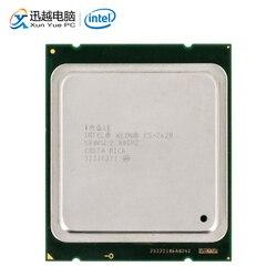 インテル Xeon E5-2620 デスクトッププロセッサ 2620 6 コア 2GHz 15 メガバイト L3 キャッシュ LGA 2011 サーバー使用 CPU