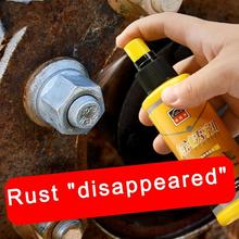 100ml Powerful All-Purpose Rust Cleaner Spray Derusting Spray Car Maintenance Household Cleaning Tools Anti-rust Lubricant