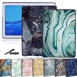 Coque anti-poussière pour tablette de 10.1 pouces, protection multicolore pour Huawei MediaPad T5, accessoires pour tablette