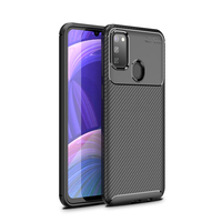 style protective For Samsung Galaxy M30S Case Business Style Silicone Shell TPU Back Phone Cover For Galaxy M30S Protective Case For Samsung M30S (3)