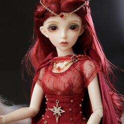 Minifee Sia Bambole BJD 1/4 Girlish Ball Snodato Bambola di Alta Moda Hobby Collection Regali per le Ragazze Paese Delle Fate