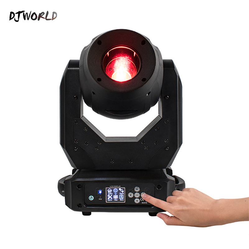 Djworld LED Beam&Spot&Wash 150W Moving Head Lighting LED Stage Light Effect Party Decoration Dj Disco Lights Fast Free Shipping