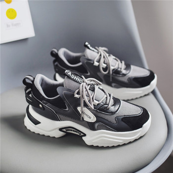 Light new Joker simple men's shoes breathable mesh breathable fashion casual shoes stable shock absorption running shoes