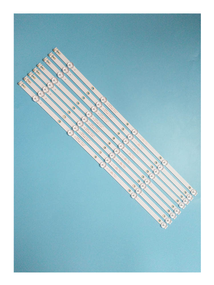 Led-Backlight-Strip for 55PUF6092 K550wdc1/A2/4708-k550wd-a2113n01/.. 8pcs New