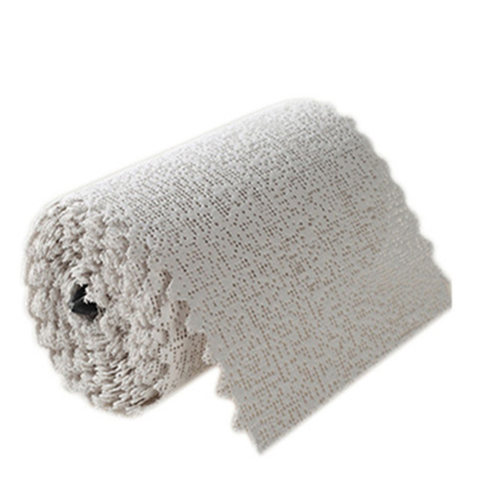 Non Toxic Durable Adaptable Plaster Bandage White Cold-resistant Breathable Quick Drying Roll First Aid For Fracture Fixation