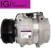V5 Carro de alta Qualidade auto ac compressor Para SsangYong Rexton 2.7Xdi 2.9TD 3.2 2002 2006 6611304415 714956 6611304915 6611305011|auto ac compressor|ac compressor|car ac compressor -