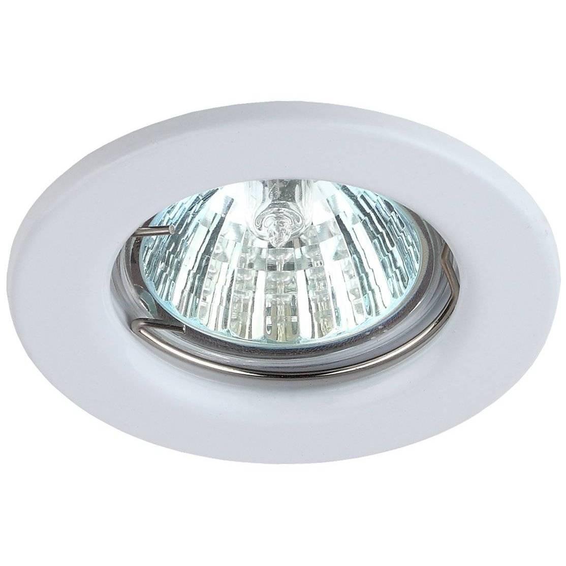 ST1 WH Lamp Era Stamped MR16, 12 V, 50W White (1/100) 5055398625460