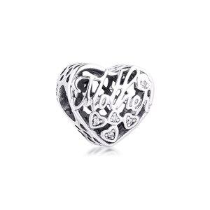 Image 1 - Adatto Pandora Braccialetto Perline 925 Sterling Silver Madre e Figlio Legame di Modo Pendenti e Ciondoli Donne Alla Moda Perline per Monili Che Fanno FANDOLA