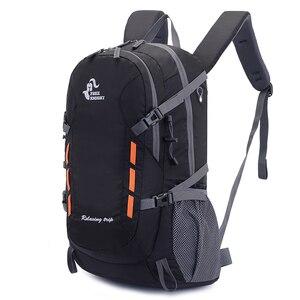 Image 2 - 40L Backpack With Outlet Outdoor Camping Hiking Trekking Rucksack Waterproof Sports Bag Backpacks Bag Climbing Travel Rucksack