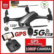 GPS Drone with 5G FPV Camera HD 1080P Live Video Low Power Auto Return RC Quadcopter for Adults Gifts Drone Profissional