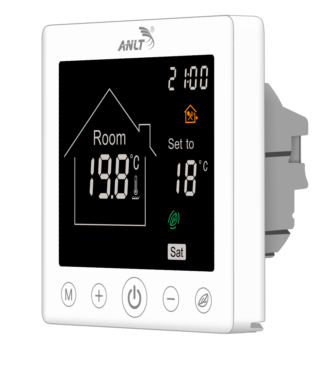 Floor Heating Mat 2M2 300W For Bath Room 110 120 220 230V