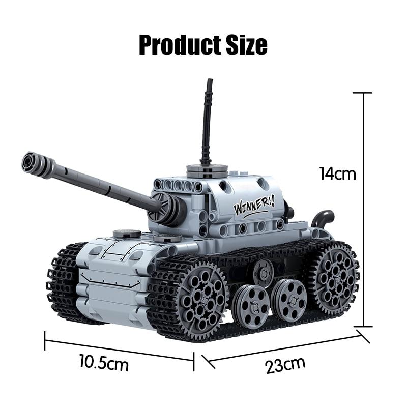 Winner Military Electric Motor Tank Set