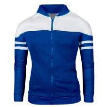Мужская Флисовая полосатая теннисная толстовка с подставкой для бега, защита от солнца, спортивные пальто для улицы, Женская куртка в стиле пэчворк, A27