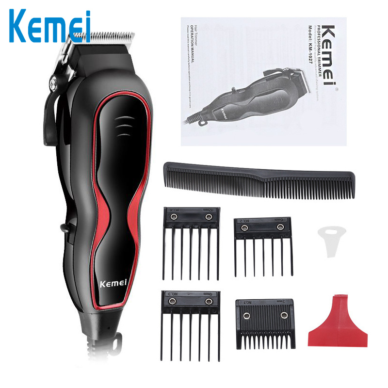 Men's Professional Electric Hair Clipper Split End Trimmer Household Powerful Trimmer Baby 220-240V Classic Haircut Clipper D42