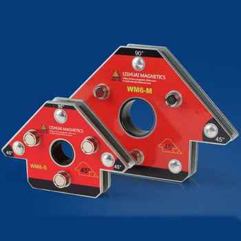 Neodymium Magnet Welding Holder/Arrow Magnetic Clamp for Welding Magnet WM6M+