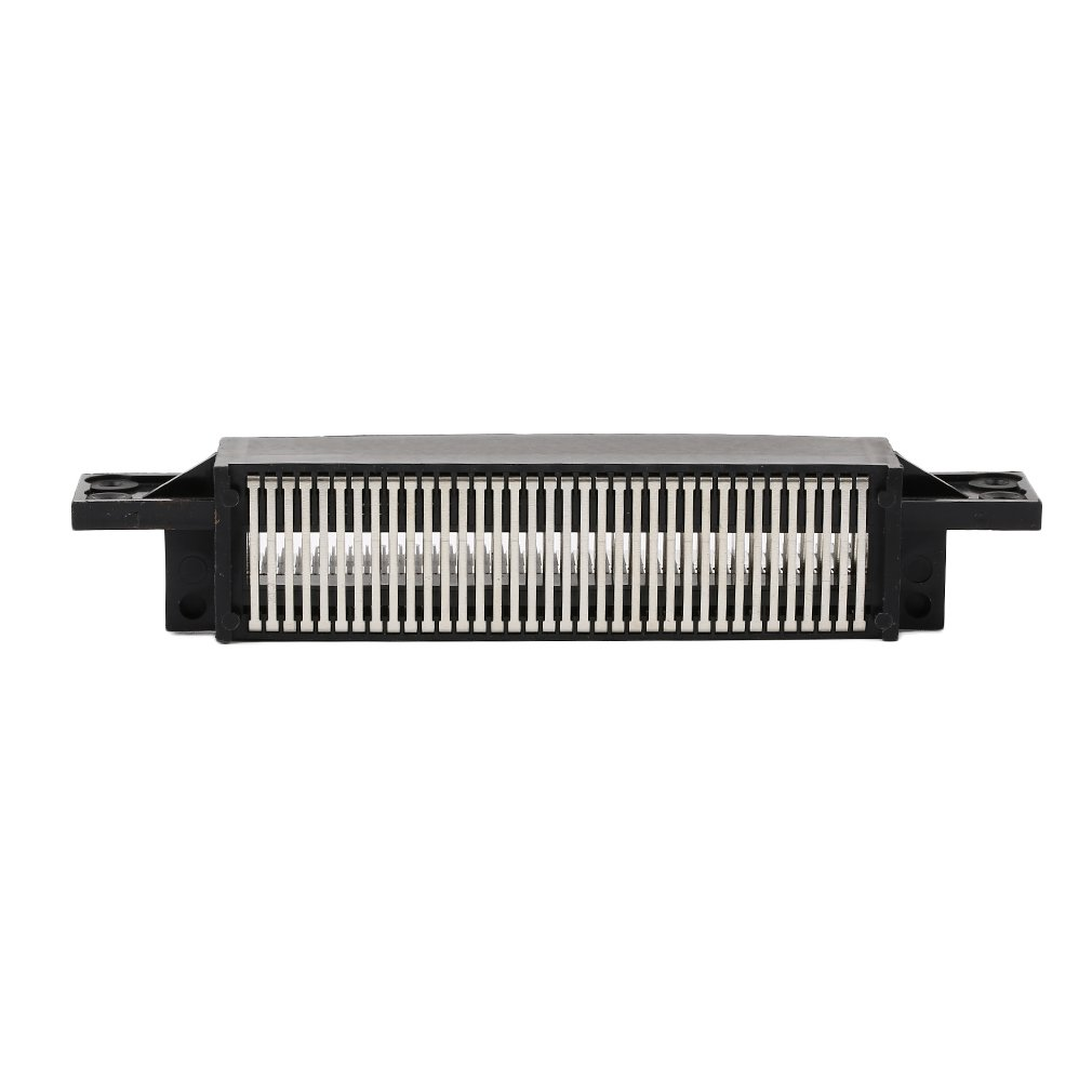 Professional 72 Pins Slot Connector For NES Entertainment System Durable Replacement Slot Adapter Connector