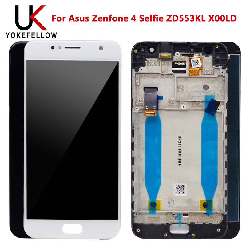 LCD Display For Asus Zenfone 4 Selfie ZD553KL X00LD LCD Display With Touch Screen Assembly
