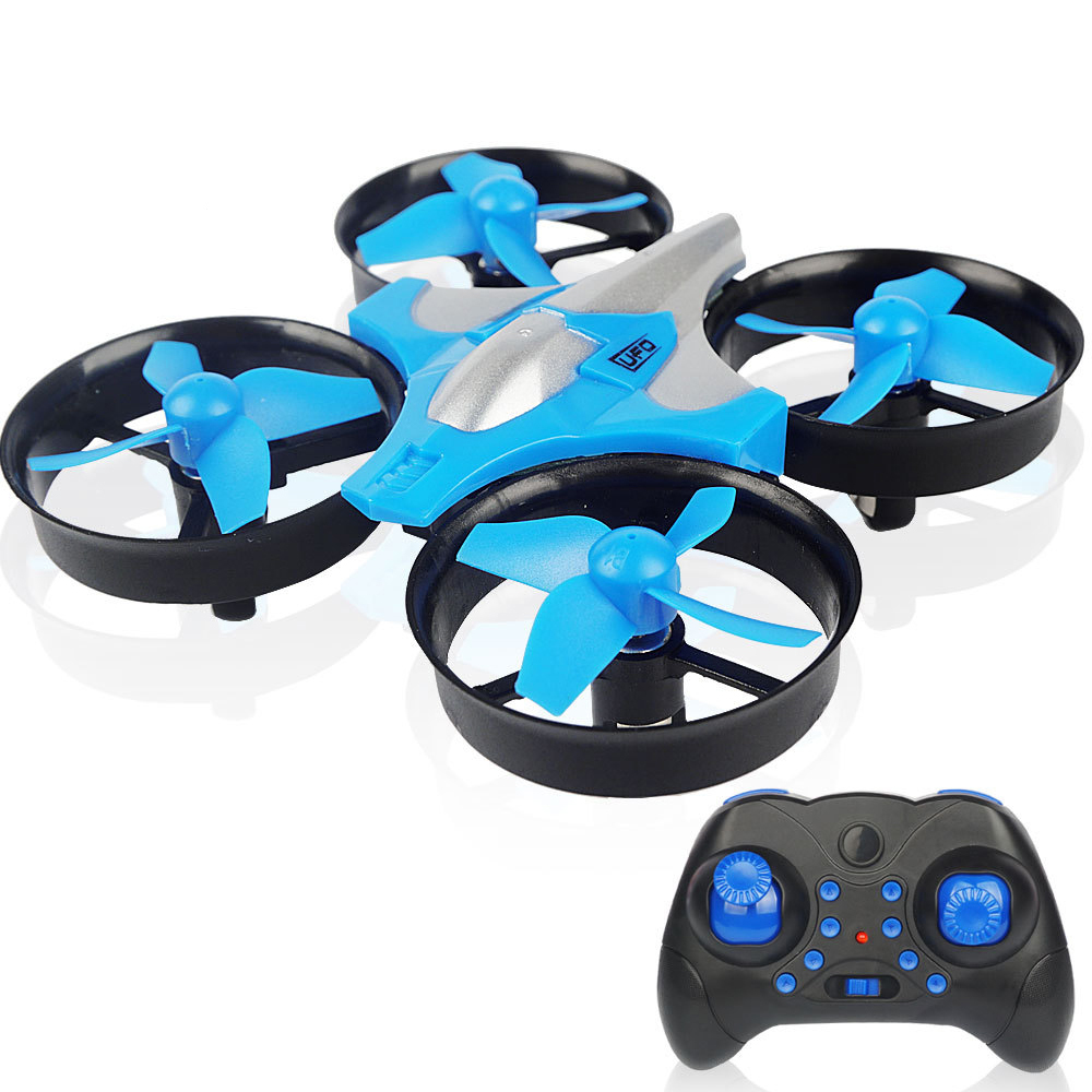 RC Drone Quadcopter Mini Fly Toy 2.4G 3D Headless Mode Mini Quadcopter Aircraft RTF Induction Remote Control Dron Kids Toys Gift