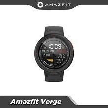 Globale Version Amazfit Rande Bluetooth Smartwatch GPS Musik Spielen Herz Rate Monitor Nachricht Push Fitness Track Smartwatch