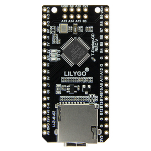 Image 2 - LILYGO®TTGO T Display GD32 GD32VF103CBT6 עיקרי שבב ST7789 1.14 אינץ IPS 240x135 רזולוציה מינימליסטי פיתוח לוח