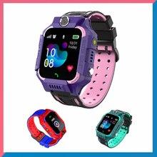 Детские телефон-часы точного позиционирования SOS вызова звонок фото будильник микро-альбом чат
