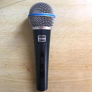 Image 5 - BT58A Switch Professional Vintage Handheld Vocal Dynamic Microphone For beta 58a beta58a Karaoke Music Studo Stage Party Mic