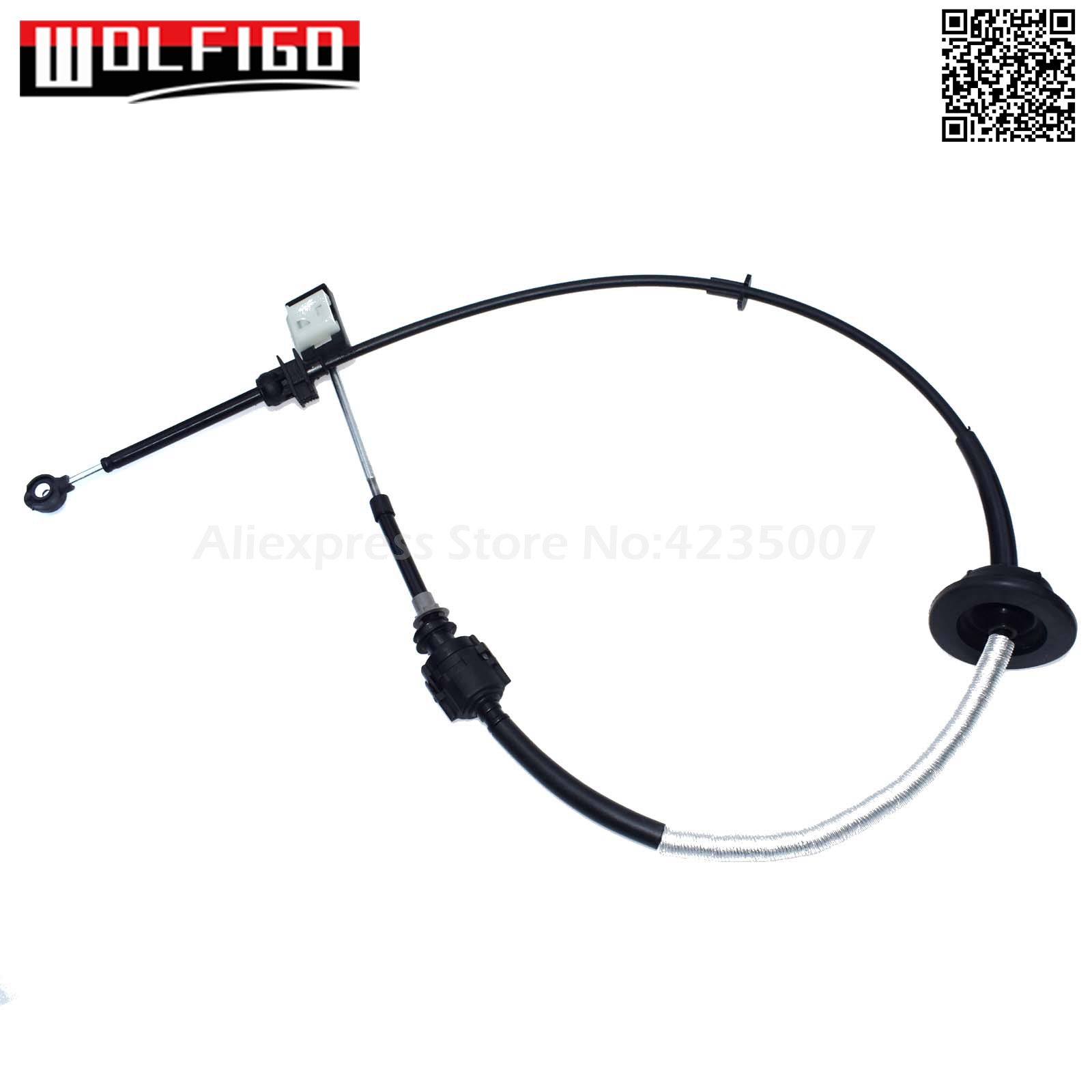 Transmission Shift Cable 5L3Z7E395AA Fit for FordF-150 2005-2008 Lincoln 4R70W