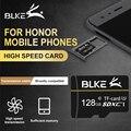 Карта памяти BLKE Huawei honor для мобильных телефонов, microSD, 64 ГБ, 128 ГБ, для play3e/9x/8x/V10/V9/V8 Pro/20i/10 youth/note10/play8A Pro/7A/6A/5A/8C