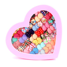 US $2.23 27% OFF 36 Pairs/Set Fashion Plastic Antiallergic Ear Studs Set Cloth Buttons Mix Cartoon Earrings for Women Girls Jewelry Accessories on AliExpress