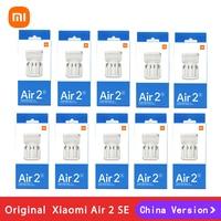 10 unids/lote Xiaomi Air2 SE nueva versión TWS Mi Bluetooth inalámbrico verdadero auricular 2 aéreo básico 2 SE auriculares de Control táctil
