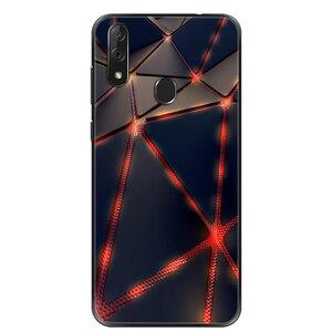Чехол для TECNO Camon12 Air, милый черный бампер, Мягкая силиконовая задняя крышка для Tecno Camon 12, чехол Spark 4, чехол для телефона s, для TECNO CC6