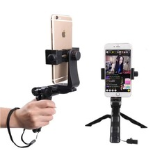Portable Selfie Extendable Handheld Self-portrait Holder Monopod Stick For Cell Phone Tripod Stand